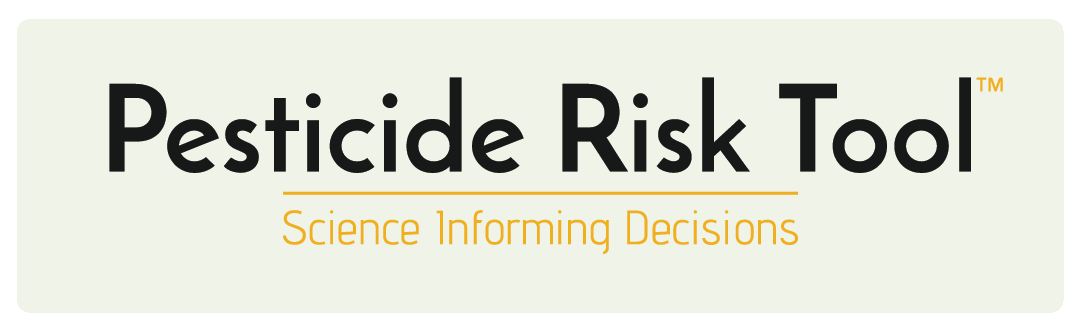 Pesticide Risk Tool Logo